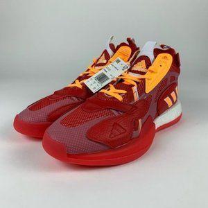 Adidas ZoneBoost Atlanta Hawks Basketball Shoes